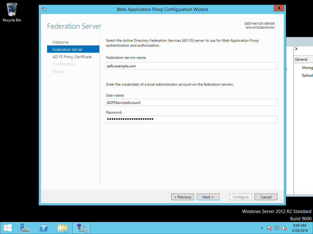 Setup Reverse Proxy On Windows Server Arr In Iis And The Wap Remote